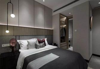 130平米四室两厅英伦风格卧室设计图