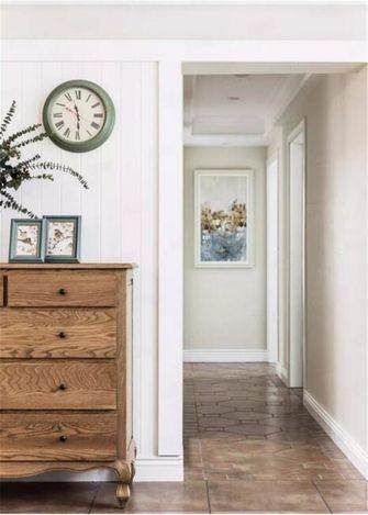 110平米四室两厅美式风格走廊欣赏图