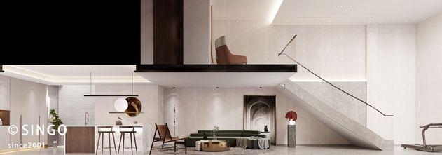 140平米四室两厅中式风格楼梯间图片大全
