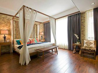 20万以上140平米四室三厅东南亚风格卧室装修案例