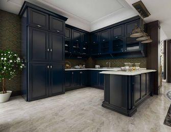 140平米别墅混搭风格厨房效果图