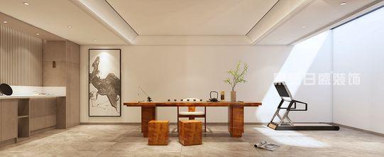 140平米四现代简约风格其他区域设计图