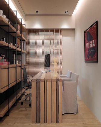 100平米公寓欧式风格书房设计图