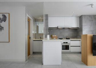 80平米公寓日式风格厨房图片