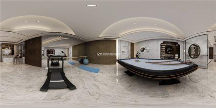 140平米别墅新古典风格健身室装修效果图