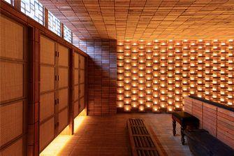 140平米东南亚风格卧室效果图