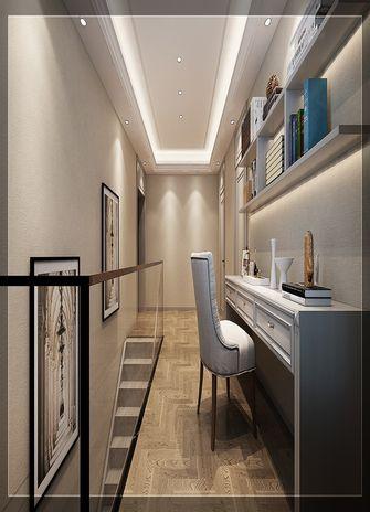 140平米复式美式风格阁楼装修案例