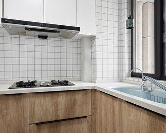 80平米三日式风格厨房图片