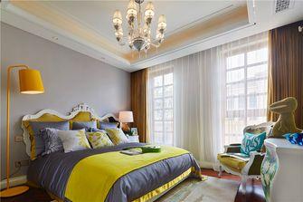 富裕型120平米三室两厅东南亚风格卧室欣赏图