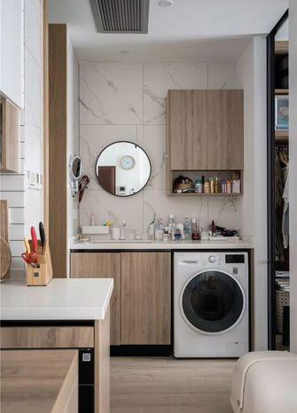 70平米公寓日式风格卫生间图
