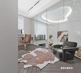 140平米四室两厅现代简约风格影音室装修效果图