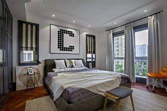 110平米三室两厅北欧风格卧室装修案例