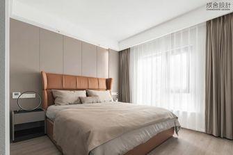 经济型120平米三现代简约风格卧室图片大全