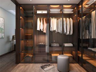 140平米四室两厅中式风格衣帽间装修案例