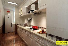 80平米一室一厅欧式风格厨房装修效果图
