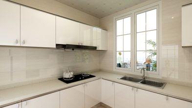 豪华型140平米别墅欧式风格厨房装修案例