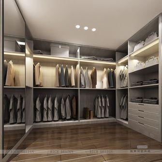 140平米四室一厅中式风格衣帽间效果图