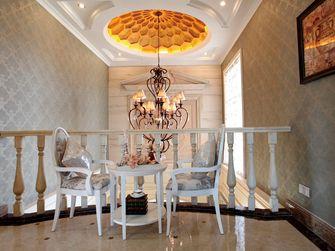 豪华型130平米三室一厅法式风格阁楼图片