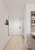 70平米一居室日式风格储藏室效果图