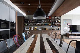 100平米三室五厅其他风格餐厅效果图