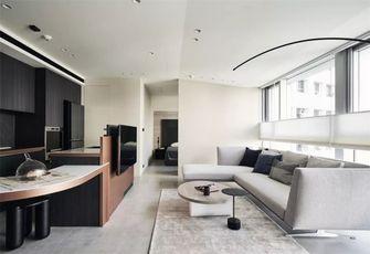 50平米公寓现代简约风格客厅欣赏图