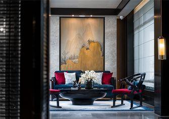 110平米三室两厅中式风格客厅装修图片大全