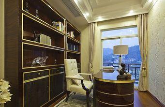 80平米新古典风格书房装修图片大全