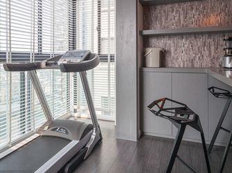 5-10万120平米北欧风格健身室设计图