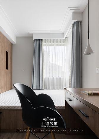 120平米三室两厅中式风格儿童房装修案例