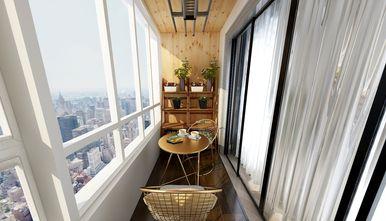 110平米宜家风格阳台装修效果图