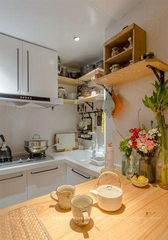 40平米小户型混搭风格厨房效果图
