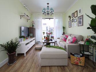 140平米三室两厅地中海风格客厅图片大全