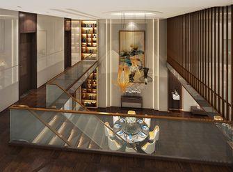 140平米四其他风格楼梯间装修效果图