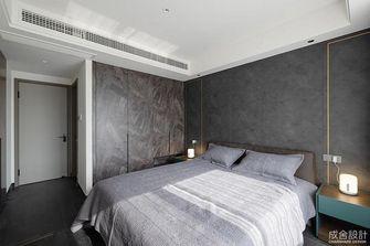 经济型100平米三现代简约风格卧室图片