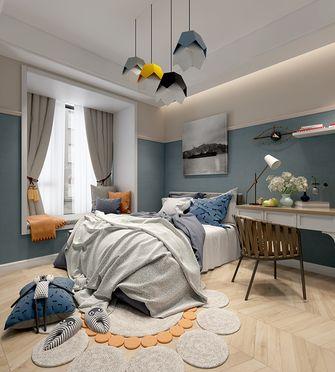 130平米四室四厅美式风格儿童房装修效果图