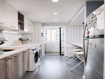 110平米四室一厅宜家风格厨房图片大全