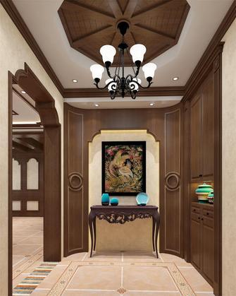 140平米三室三厅美式风格其他区域效果图