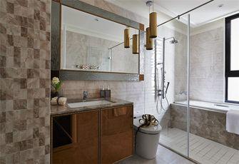140平米三室四厅新古典风格卫生间装修图片大全