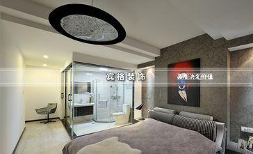 富裕型140平米四室五厅现代简约风格卧室图