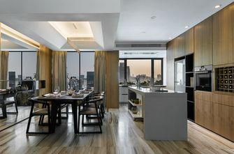 130平米三现代简约风格餐厅欣赏图