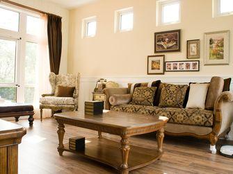 140平米四室三厅美式风格客厅效果图
