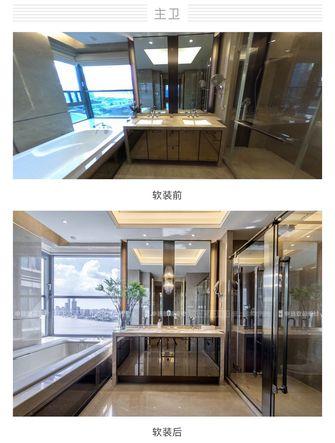 豪华型140平米四现代简约风格卫生间图