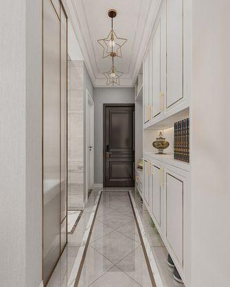 140平米三室两厅现代简约风格走廊图