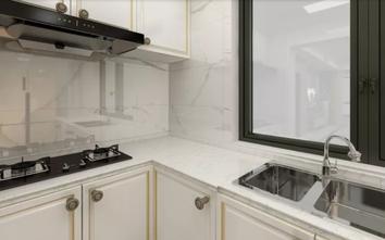 60平米一居室北欧风格厨房装修图片大全