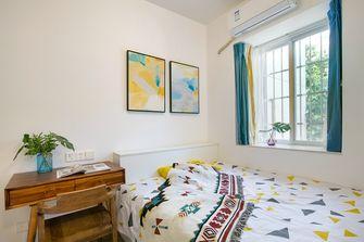 100平米四室四厅北欧风格卧室设计图