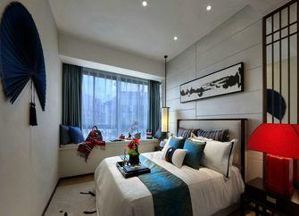 140平米四室一厅东南亚风格卧室欣赏图