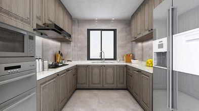 120平米三室两厅中式风格厨房装修效果图