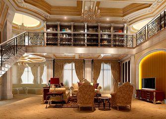 140平米法式风格客厅装修图片大全