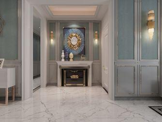 130平米三室两厅美式风格玄关效果图
