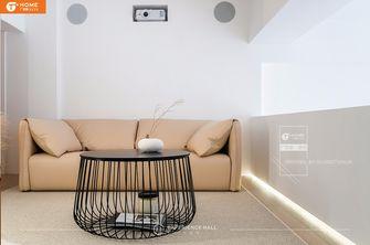3万以下90平米复式现代简约风格客厅图